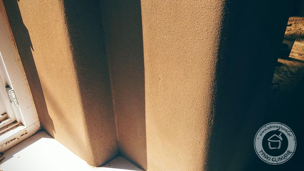 tynki z gliny