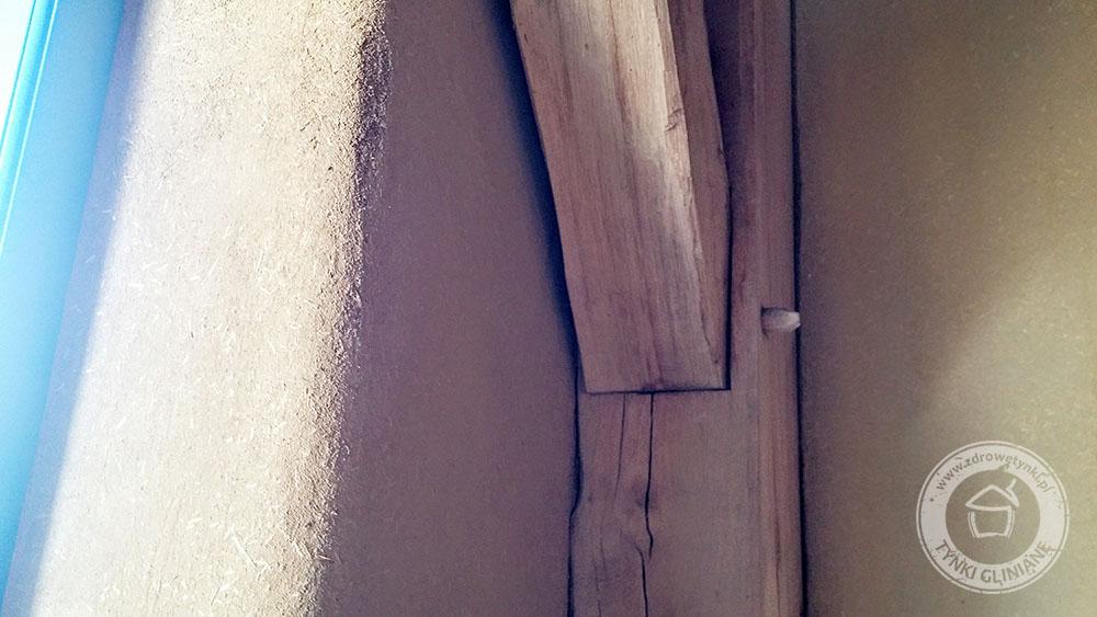 wykonanie tynków glinianych